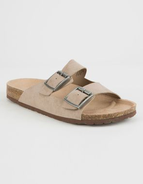 MADDEN GIRL Pleaase Taupe Womens Sandals | Sandals, Types of