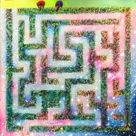 50 melhores imagens de Jardim Secreto (Colorido/Preto e Branco ...