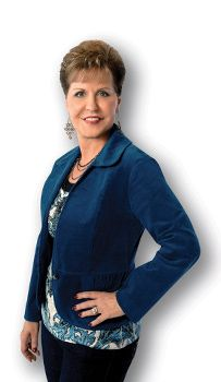 Watch Joyce Meyer every weekday on TCT at 7:30a/8:30c & 12:30p/11:30c