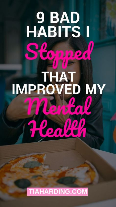 9 Things I Stopped Doing That Helped My Depression And Anxiety - Glow Inside & Out