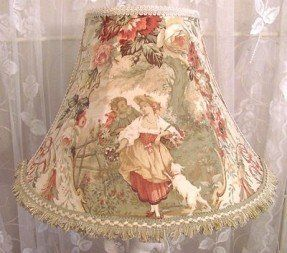 Toile Lamp Shade Ideas On Foter Lamp Shade Toile Lamp Lamp