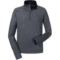 Schöffel Genua2 Herren HalfZip Pullover Herren blau Outdoor Pulli Sweatshirt
