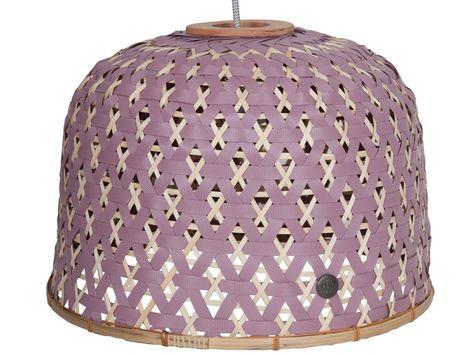 Handed By Bamboolastic Lampenschirm Altrosa Altrosa Lampen Und Schirm