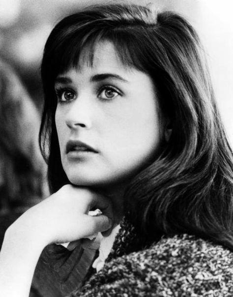 Demi Moore - 1980s