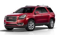 Gmc Acadia Vs Chevrolet Traverse Price Comparison Acadia