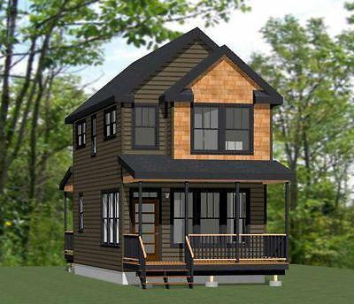 16x30 Tiny House 901 Sq Ft Pdf Floor Plan Model 11 Tiny House Cabin Tiny House Plans Small Tiny House