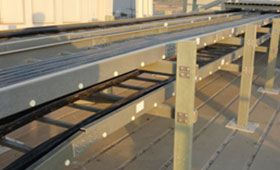 Advantages Qualities Of World Class Frp Cable Trays In 2020 Cable Trays Residential Complex Cable Tray