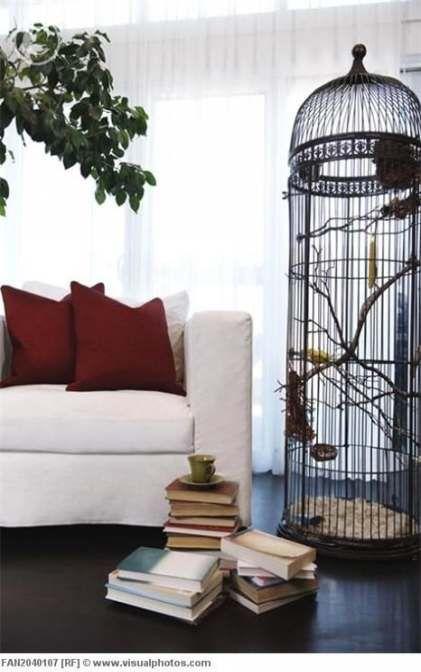 Small Bird Cage Decor Living Rooms 41 Trendy Ideas Decor Bird