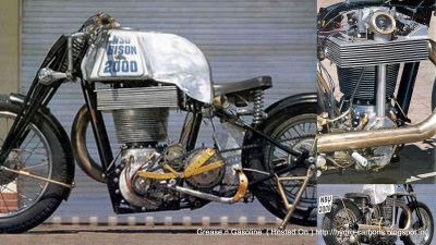 Nsu 2000cc Largest Single Cylinder Motorcycle In The World