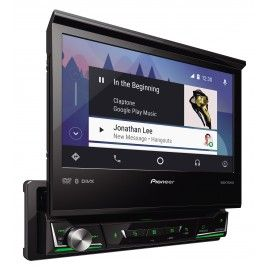 Radio Pantalla Touch 7 Pioneer Tv Bluetooth Android Auto Carplay Avh Z7050tv Pionner Radio De Auto Radios Computacion