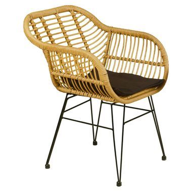Krzeslo Ogrodowe Orlean Technorattanowe Krzesla Fotele Lawki Ogrodowe W Atrakcyjnej Cenie W Sklepach Leroy Merlin Home Decor Furniture Decor