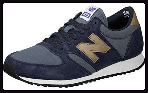 New Balance U420 Schuhe dunkel blau - Sportschuhe für frauen ...
