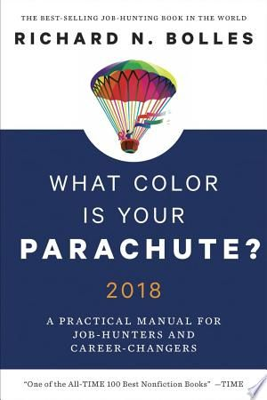 Download What Color Is Your Parachute 2018 Free In 2020 Marketing Jobs Career Books Audio Books