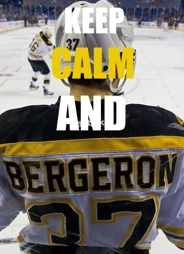 Patrice Bergeron: a timeline of perfection - Stanley Cup of Chowder
