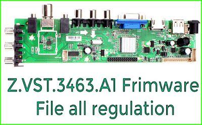 z vst 3463 a1 tv board firmware all regulations Downloads