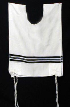 Jerusalem Tallit Kattan Kosher Tzitzit Jewish clothing Talit Katan Kids A B C