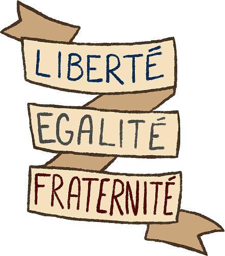 Pegatina Etiqueta Engomada De La Revolución Francesa Set Liberté Egalité Fraternité De Lesincroyables Revolução Francesa Tatuagem Francesa Revolução
