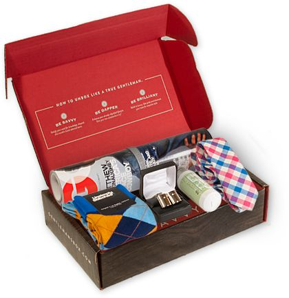 What To Expect Men S Subscription Boxes Subscription Boxes For