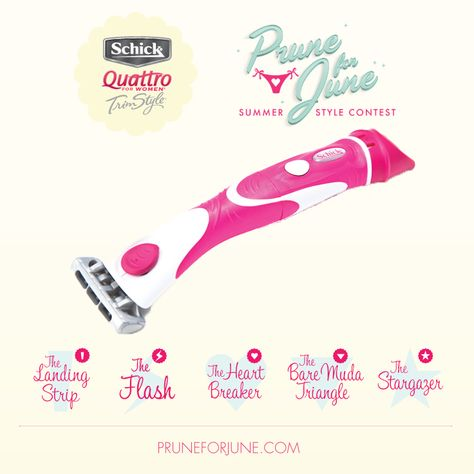 So smooth, you can skip a day or two! #PruneforJune