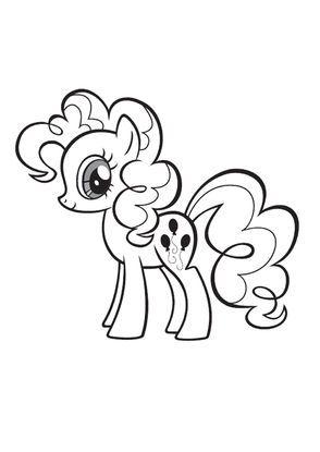 Coloriage De My Little Pony : coloriage, little, Little, Dessin, Pony,, Coloriage,, Image, Coloriage