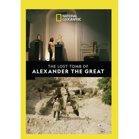 The Lost Tomb Of Alexander The Great Dvd Walmart Com Alexander The Great Tomb Greatful