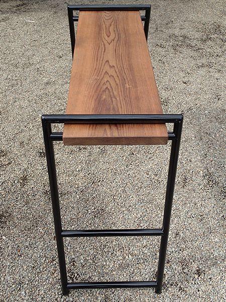 木製棚の自作 すごいぞbeef Lucky Tools Camp Site 溶接台 キャンプ用キッチン キャンプ テーブル 自作