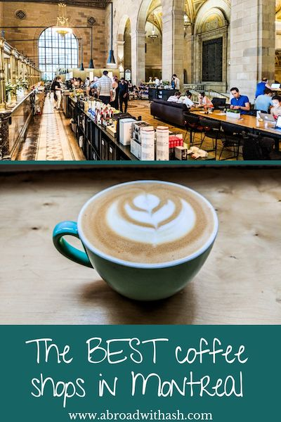 Best Coffee Shops In Montreal Top 5 Best Coffee Shop Best Coffee Cool Cafe