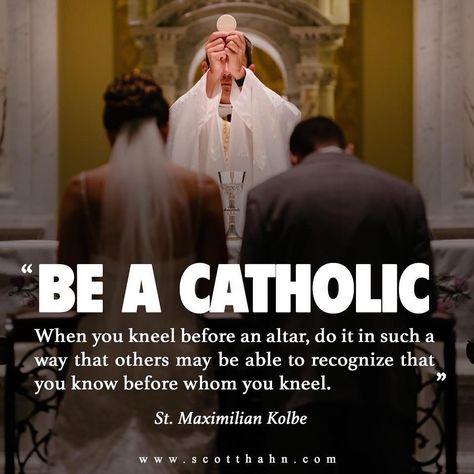 Be a Catholic   St. Maximilian Kolbe