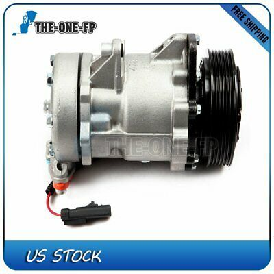 2002-2005 Jeep Liberty with 3.7L engines New A//C AC Compressor Kit