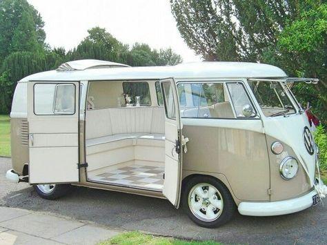 63 Ideas For Volkswagen Campers Van Vw Bus Volkswagen Transporter, Transporteur Volkswagen, T3 Vw, Volkswagen Bus Interior, Kombi Interior, Combi Hippie, Hippie Camper, Kombi Trailer, Vw Caravan