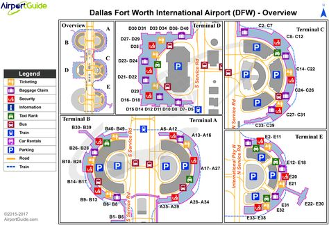 Diagram Of Dfw Airport Terminals - Wiring Diagram For Light Switch •