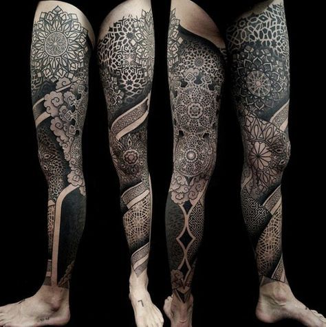 Geometric design tattoo tattoos samoan tattoo, leg tattoos и