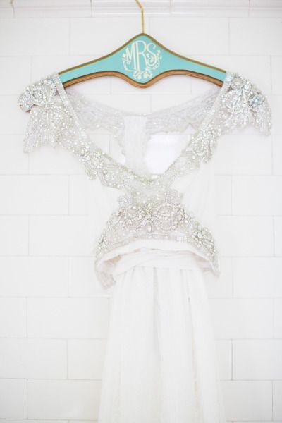 Vintage Glam Inspired Wedding Shoot