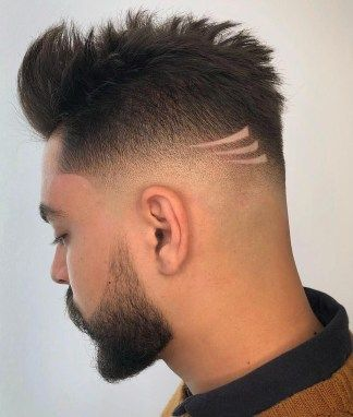 Fade Haircut Inspire Men 08 Mens Haircuts Fade Fade Haircut Haircuts For Men