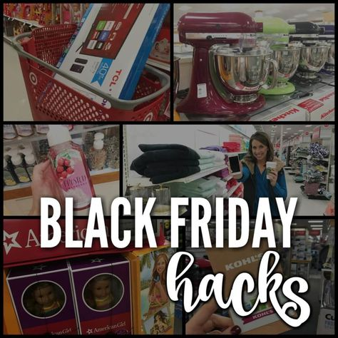 15 Black Friday Shopping Hacks You Need to Know!