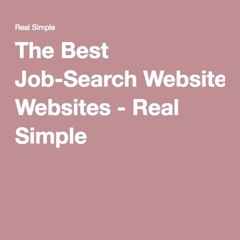 what is the best job search website - Akbagreenw