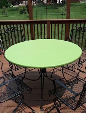 Lemon Tree Elasticized Vinyl Table Cover Walmart Com Vinyl Table Covers Table Covers Fitted Table Cover