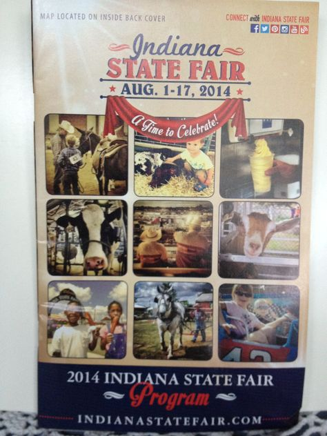 Pinterest Indiana State Fair Map on 2014 michigan map, 2014 namm show map, indiana state fairgrounds map,