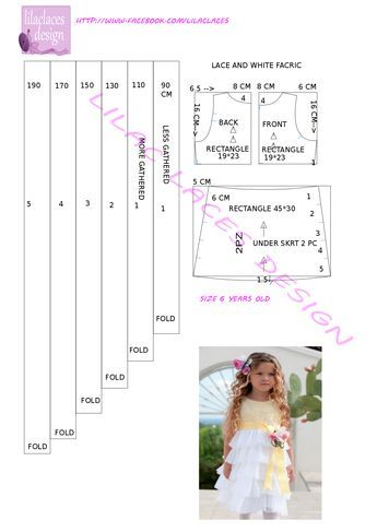 1456a080482ccd List of Pinterest cartamodelli bambini abiti pictures & Pinterest ...