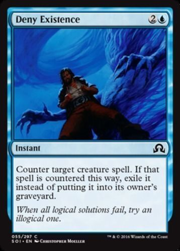 MTG 4x Negate Aether Revolt Common Magic the Gathering NM//M