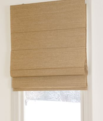 I have these and love them. Cordless - don't think cats would mess with them: Thermal Woven Cordless Roman Shade