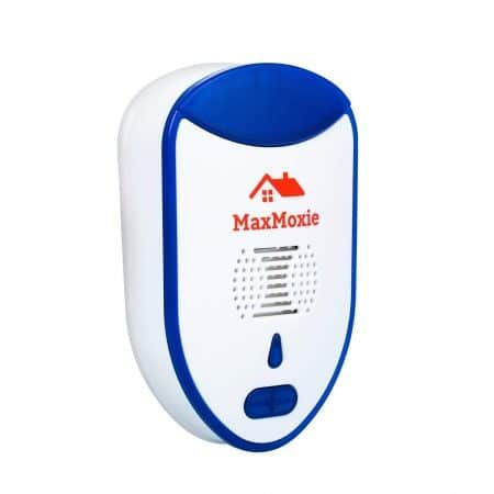 MaxMoxie Ultrasonic Pest Repeller | Top 10 Best Ultrasonic