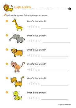 P1 2 Riddles P3 4 Magnifying Glass P5 Rhymes P6 Beginning Consonants P7 Rhymes P8 Animal Names P9 Word Building P10 A Animal Printables Jungle Animals Animals
