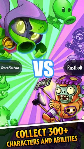Plants Vs Zombies Heroes V1 30 4 Apk Indir With Images Hero