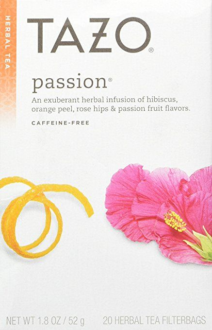 Ingredients: hibiscus flowers, natural tropical flavours, citric
