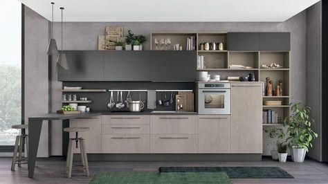 Clover Cucine Lube Wohnkuche Kuche Kuchen Ideen