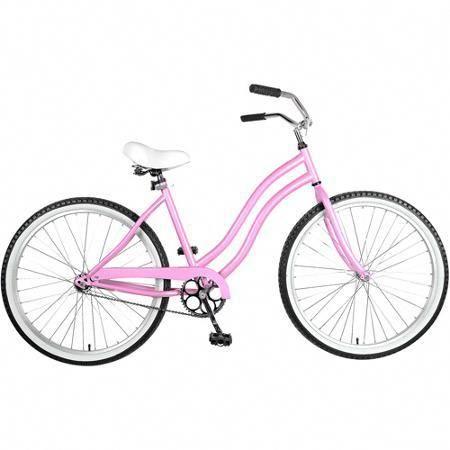 26 Cycle Force Ladies Cruiser Bike Walmart Com
