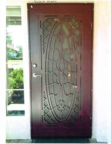 Titan Security Door Security Door Unique House Design Security Screen Door