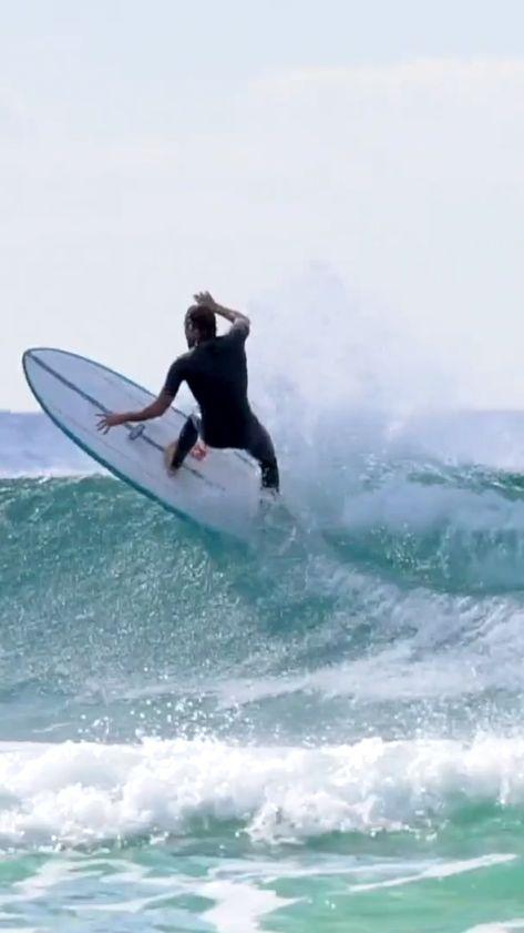 📼 AQSS Salient 7'6 Mid Length Surfboard