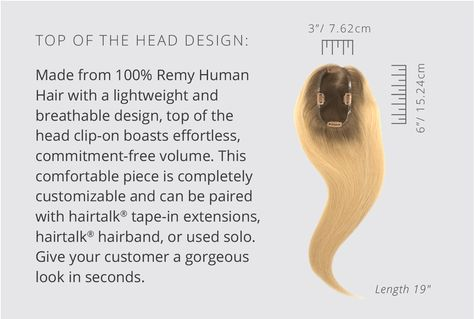 Hair talk extensions in usa